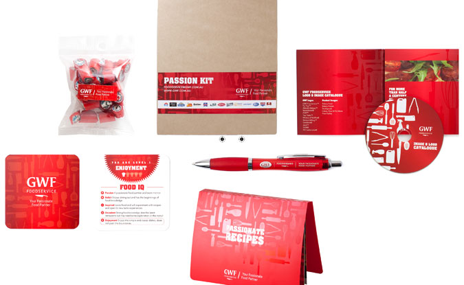 George Weston Foods – Branding and Marketing Collateral