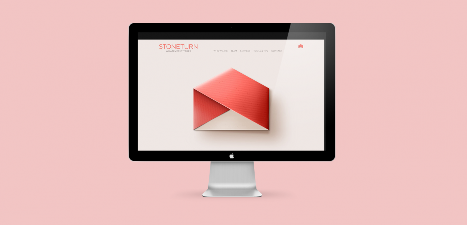 Stoneturn Website